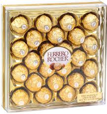 24 Pcs Ferrero Chocolate Box