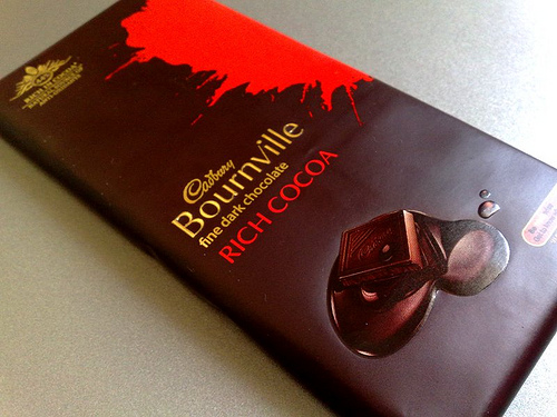 Bournville Chocolate 4