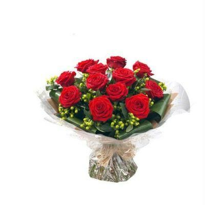 Red Roses Hand Bunch Mumbai