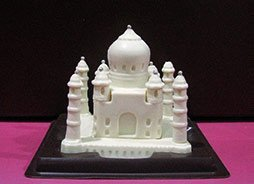 Chocolate The Taj Mahal