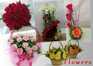 Flower Delivery in Delhi