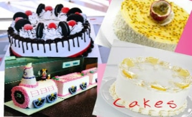 Cakes To Delhi Online Flower Delivery