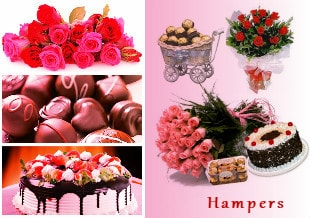 Flower Hampers