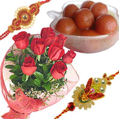 Special Rakhi Combo C1723