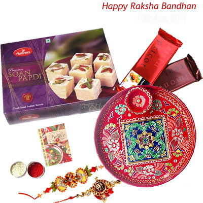 Fancy Rakhi Pack C1640