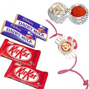 Small Rakhi Hamper C1077