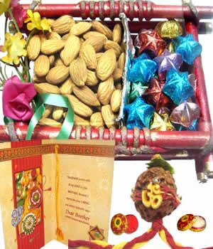 Traditional Rakhi Small Pack C1063