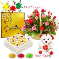 Big Holi Gift Hamper