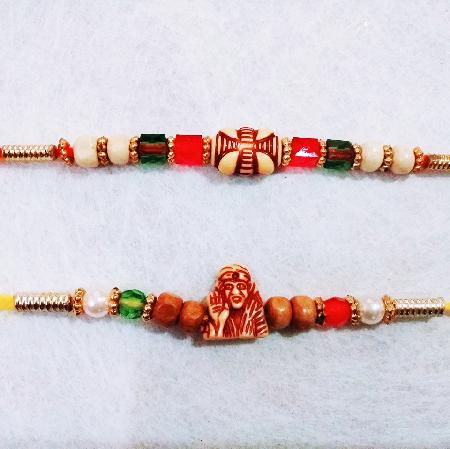 1 Sai Rakhi and 1 Other Rakhi