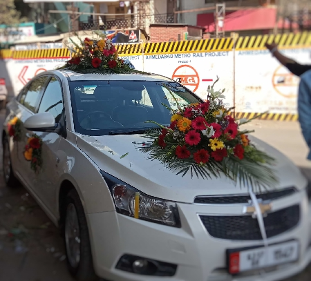7 Arrangements Car Decoration
