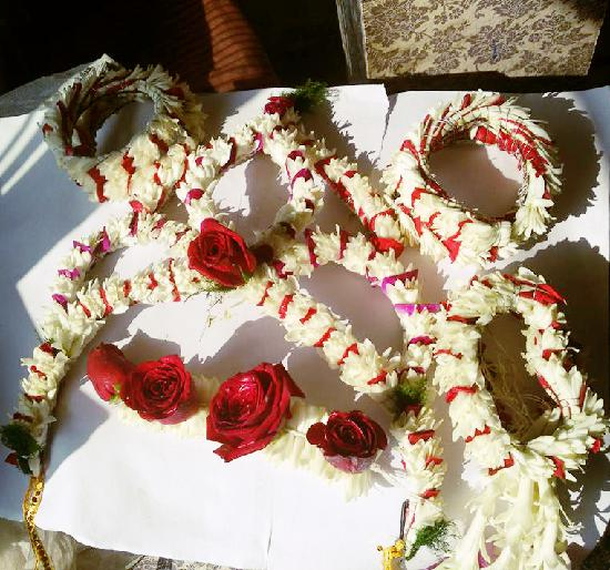 Flowers Jewellery Haldi