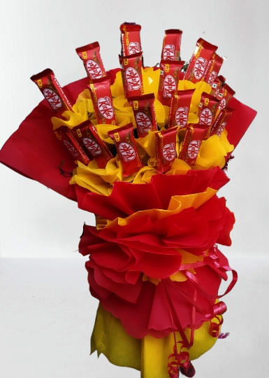 20 KitKat Chocolate Bouquet