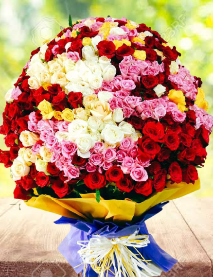 1000 roses bunch