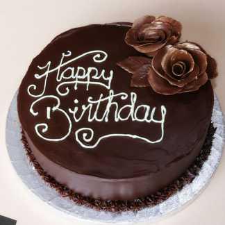500 Gms Chocolate Cake