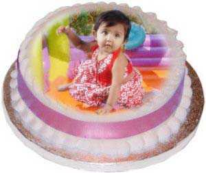 1KG Photo Cake