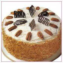 2 KG butterscotch Cake