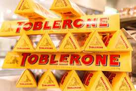 15 Toblerone Chocolates