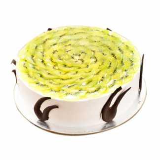 Pineapple Kiwi Cake