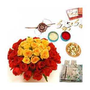 Rakhi Big Hamper C1125