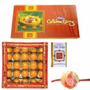 Rakhi Sweets and Chocolates C1069
