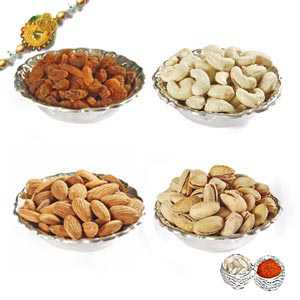 Small Healthy Rakhi Pack C1062